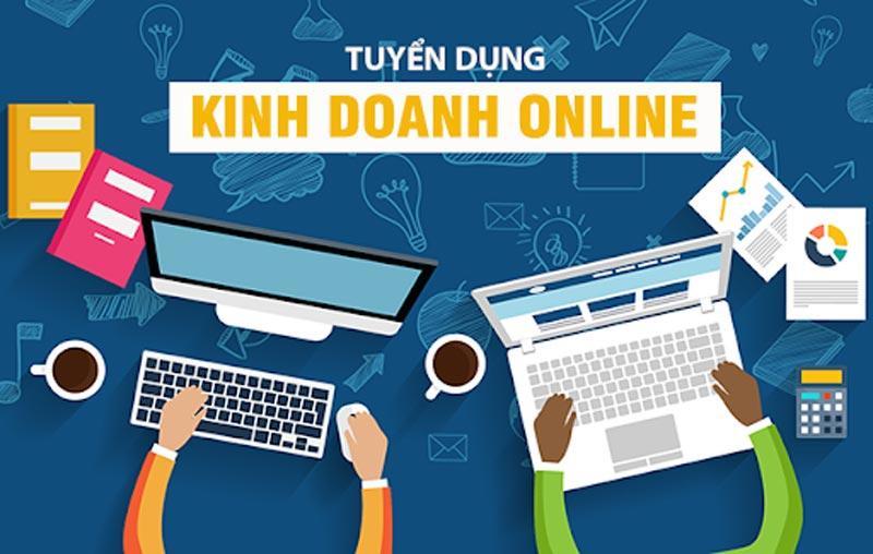 vidugold tuyen nhan vien kinh doanh online