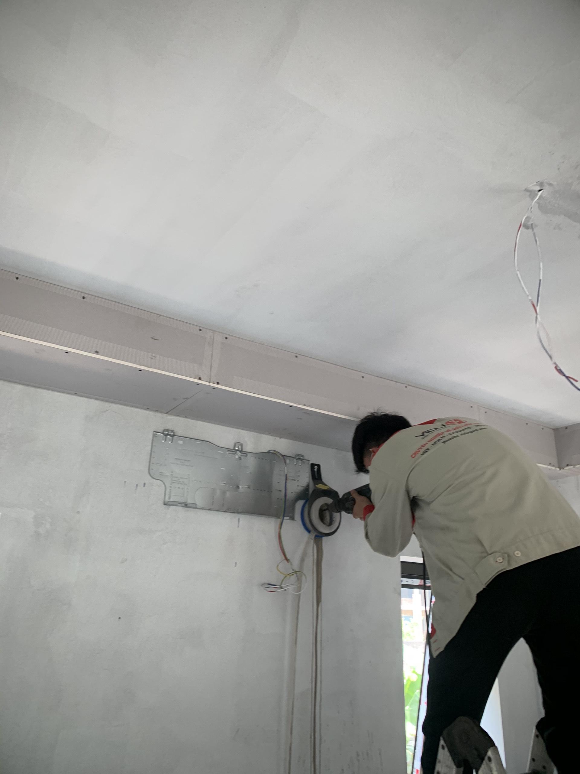 Giải pháp làm mát tổng thể cho nhà Biệt thự – công trình Láng Hòa Lạc